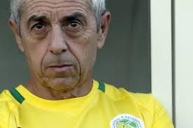 Senegalese national team coach, Allain Giresse