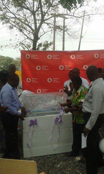 rotary incubator donation