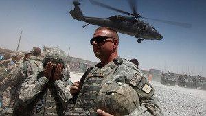 Commander of US Army Europe, Lt. Gen Frederick Ben Hodges. (AFP Photo/Ed Jones)