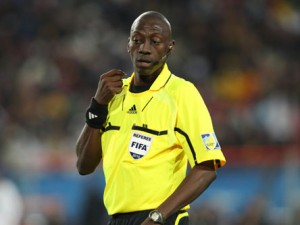 KOman Coulibaly will take charge of Ghana?s match against Algeria