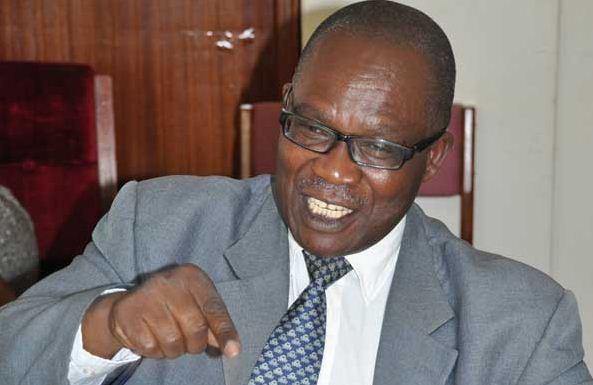 Security minister Muruli Mukasa