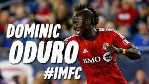Ghanaian striker Dominic Oduro joins American top-flight side Montreal Impact