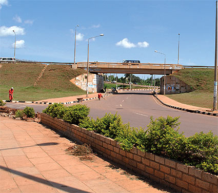 The Northern Bypass route that joins Jinja Road to Masaka-Mbarara highway has fast-tracked the development of the city suburbs
