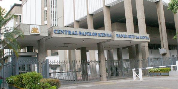 central bank kenya