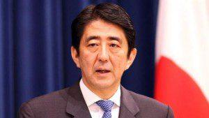 Japan?s Prime Minister Shinzo Abe
