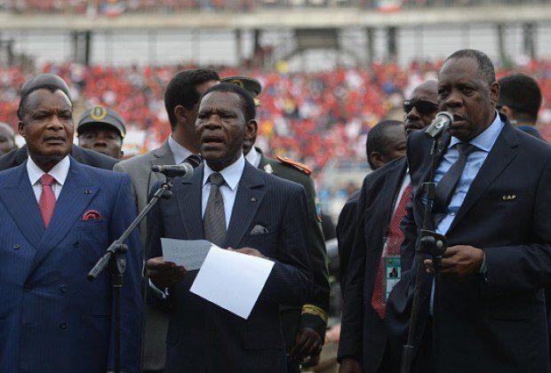 President of Equatorial Guinea and CAF president