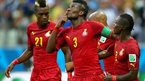 Asamoah Gyan could return for the Black Stars to face Algeria tonight