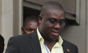Sammy Awuku, NPP's National Youth Organizer