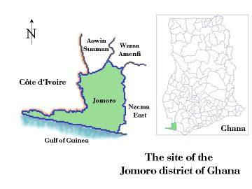Ghana Jomoro District