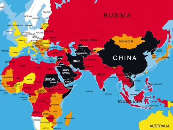 this-world-map-shows-where-press-freedom-is-strongest-and-weakest