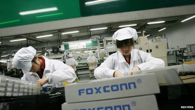 Working conditions at factories such as Foxconn are now closely monitored by Apple