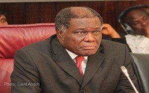 Ebo Barton-Odro, 1st Deputy Speaker of Parliament