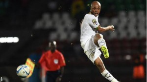 Marseille playmaker Andre Ayew wants to join Liverpool