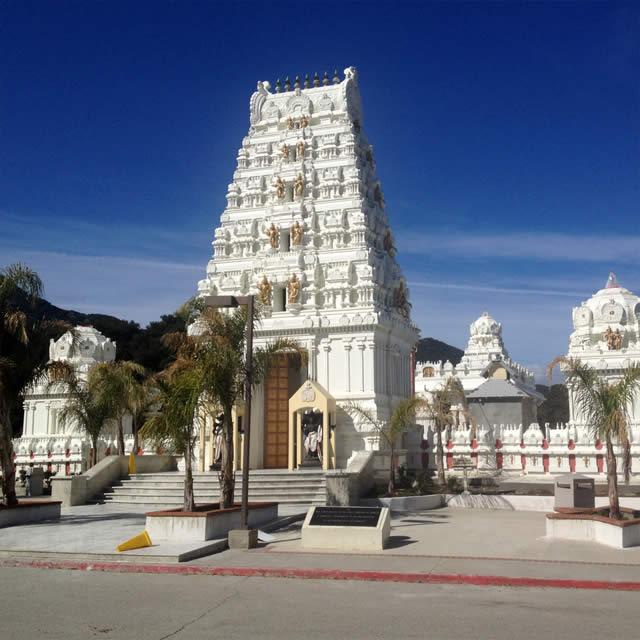 Indianapolis Hindu temple