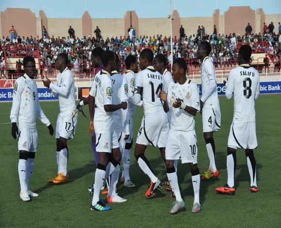 Black Satellites of Ghana