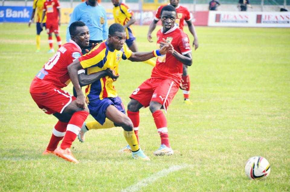 Both Hearts and Kotoko are representing Ghana in Africa