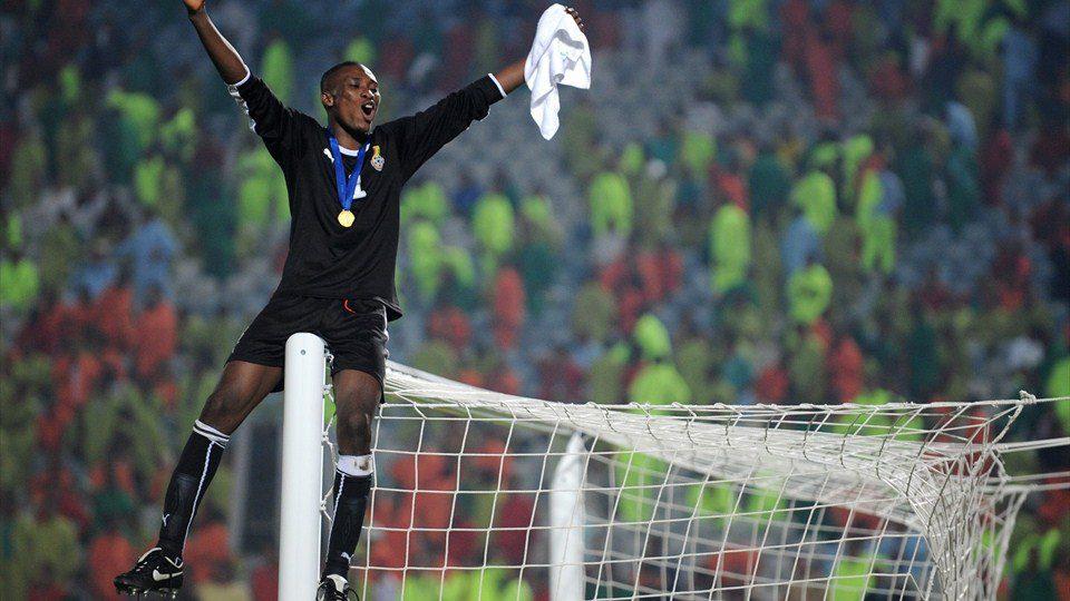 Daniel Agyei won the 2009 U20 World Cup win Ghana