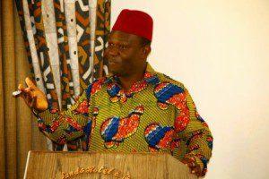 Emmanuel Kwasi Bedzra, Chairman, Government Assurance Committee of Parliament