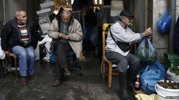 Greek voters have experienced years of austerity