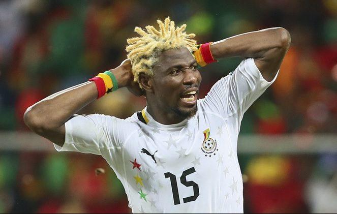Isaac Vorsah has not played football since 2013
