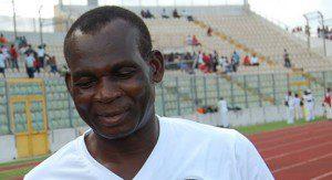 Ghana U-23 coach malik Jabir