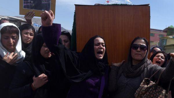 Afghanistan - women