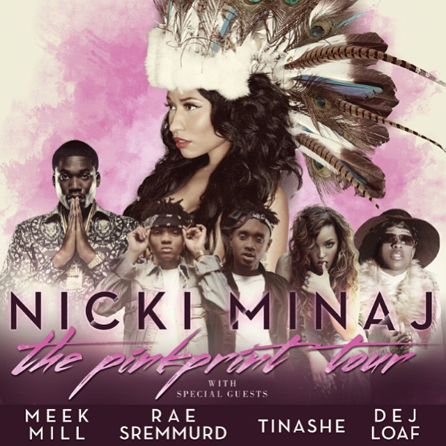 nicki-minaj-announces-north-american-tour-dates-with-meek-mill-tinashe-and-more