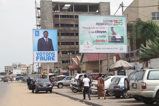 president faure gnassingbe