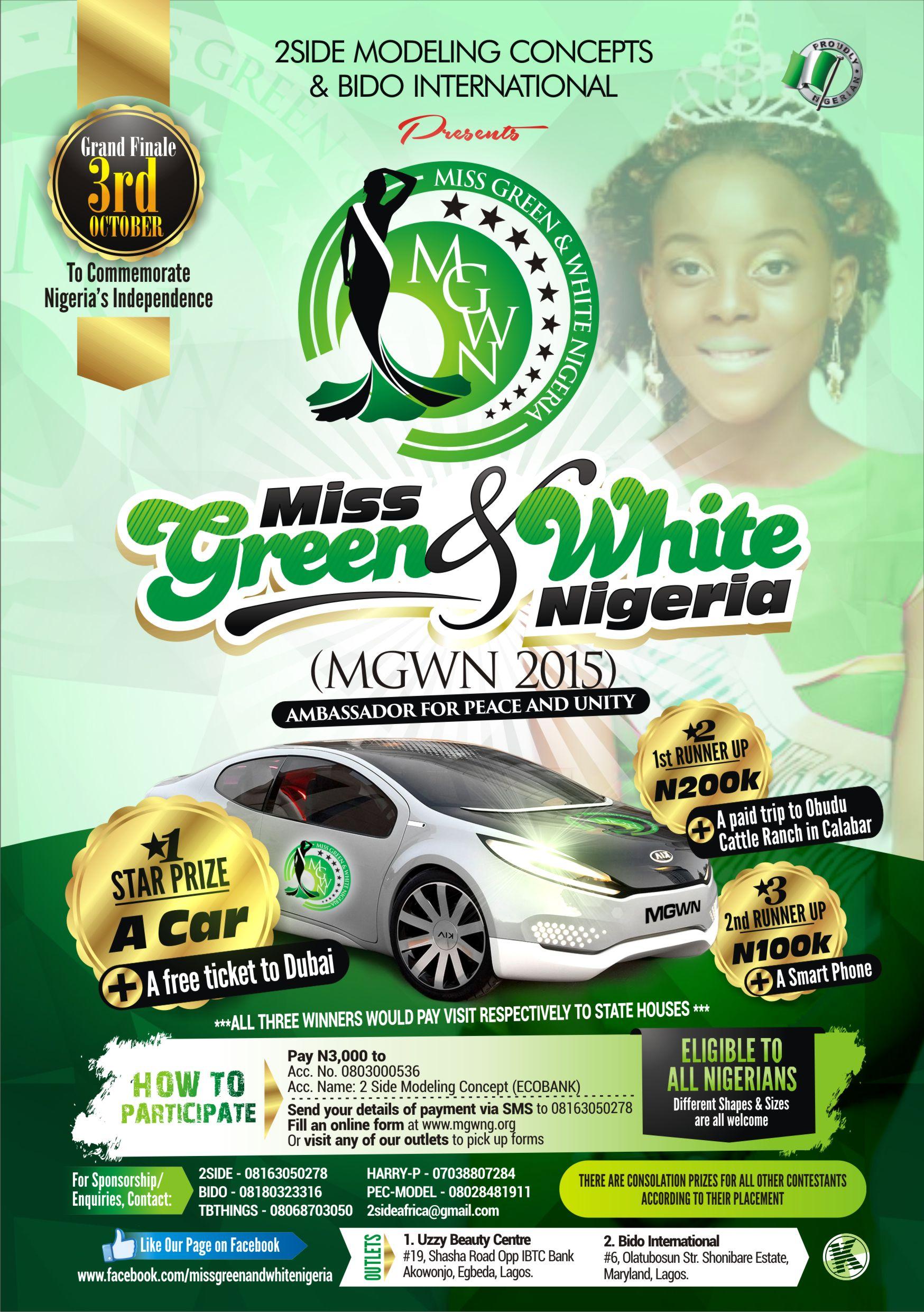 Miss Green & White Nigeria Flyer_11