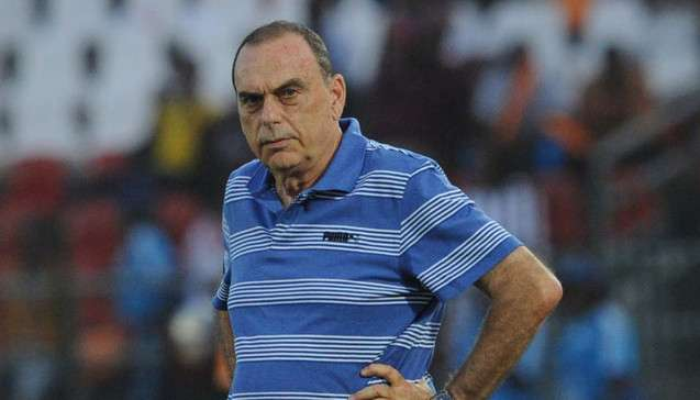 Avram Grant will be at the Baba Yara Sports Stadium to watch Kotoko in action
