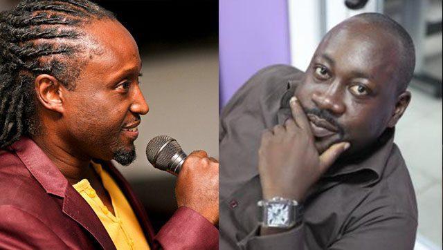 CANNN Reggie Rockstone is very difficult during interviews ? Ghanaian Presenter CANNN