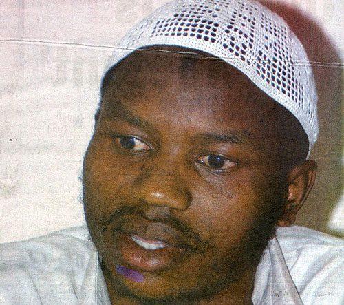 Suspect: Jamal Abdullah Kiyemba