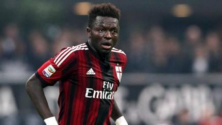 Sulley Muntari done will playing career at AC Milan
