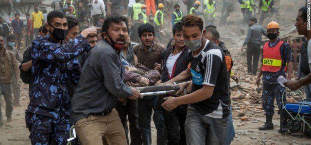 Nepal Earthquake-WHO, Health Partners Striving to Treat Survivors