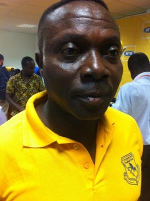 New Edubiase coach Anthony Commey