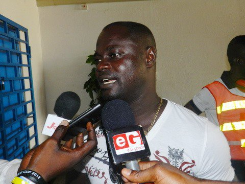 Ex-Ghana International Nii Odartey Lamptey
