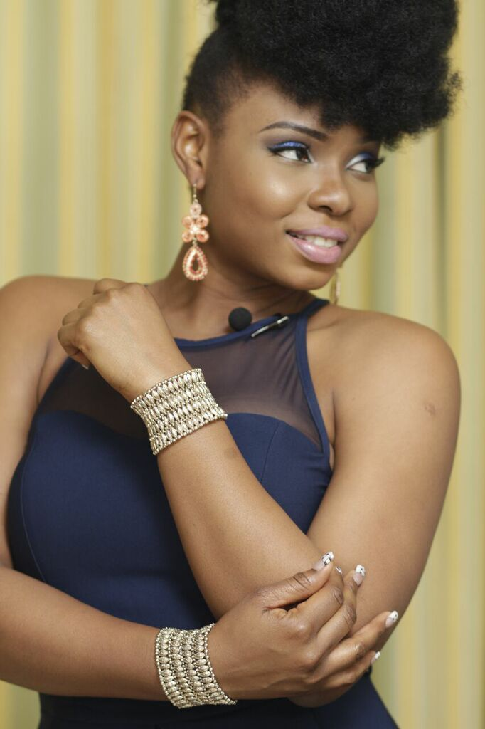 Yemi Alade for Bland2Glam Accessories - Bellanaija - April2015007 The Stunning Afro Diva! Yemi Alade Poses in Fab Jewelry for Bland2Glam?s Collection Yemi Alade for Bland2Glam Accessories Bellanaija April2015007