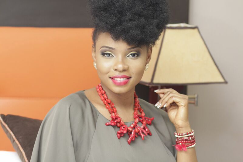 Yemi Alade for Bland2Glam Accessories - Bellanaija - April2015009 The Stunning Afro Diva! Yemi Alade Poses in Fab Jewelry for Bland2Glam?s Collection Yemi Alade for Bland2Glam Accessories Bellanaija April2015009