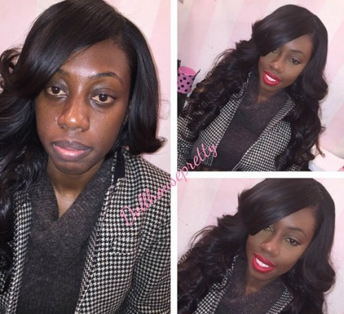SKIN PROBLEMS? See The Wonders Of Make Up! Interesting Before & After Images! before and after make up on ig 3