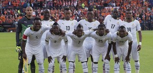 Ghana's Black Stars will today know their group opponents for the qualification tournament of the 2017 CAF Africa Cup of Nations.
