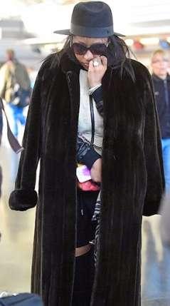 nicki-no-makeup Check Out Nicki Minaj Without Make-up nicki no makeup