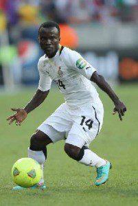 Ghana winger Solomon Asante hopes for trophy with TP Mazembe