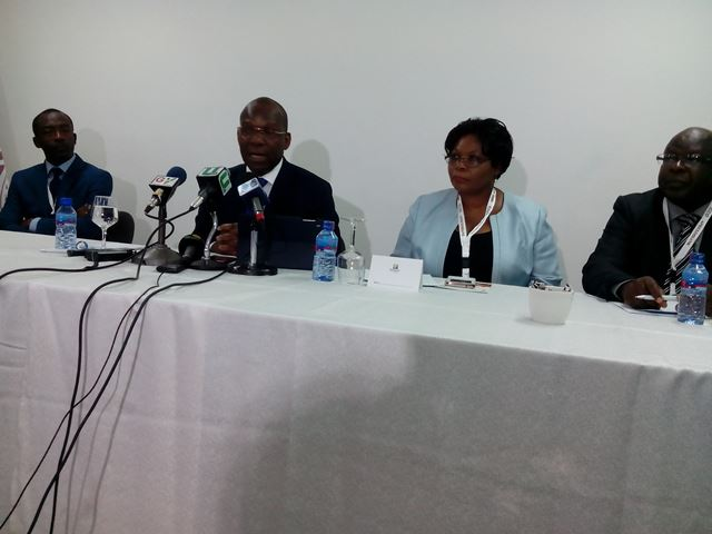 Ghana Cocoa Board Mr. Kwabena Opuni