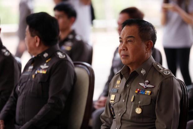 Thailand national police chief Somyot