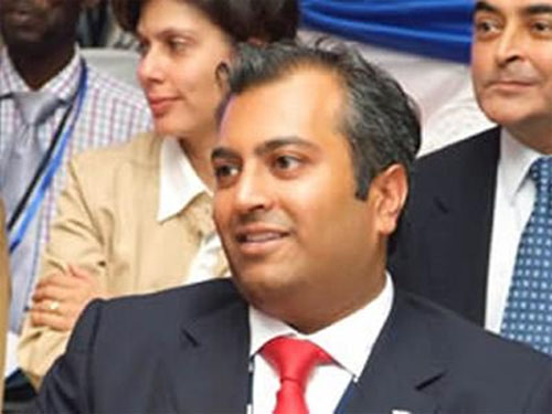 Managing Director of Dana Air, Jacky Hathiramani
