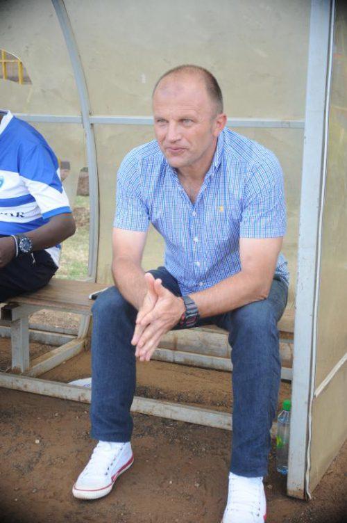 AFC Leopards coach Zdravko Logarusic