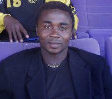 Former Hearts and Kotoko striker Awudu Adama