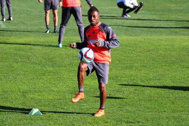 Clifford Aboagye is likley to leave Granada CF