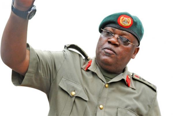 Col. Shaban Bantariza