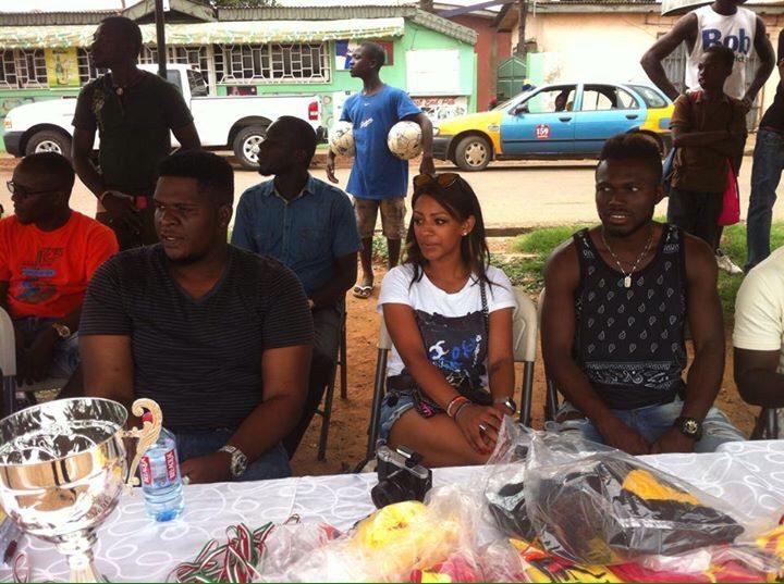 Daniel Kofi Agyei's Charity Match in La.